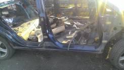Порог кузовной. Honda Fit Aria, GD8 Двигатель L15A