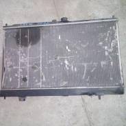 Радиатор охлаждения двигателя. Mitsubishi Lancer Cedia, CS5W Mitsubishi Lancer, CS5W Двигатель 4G93