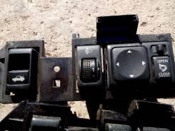 Блок управления зеркалами. Nissan: Infiniti M35/45, Bluebird Sylphy, Titan, Infiniti FX45/35, Fuga Infiniti M45, Y50 Infiniti M35, Y50 Infiniti FX35...