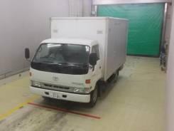 Toyota Toyoace. термос, BU212, двигатель 15B, под птс., 4 100 куб. см., 2 000 кг. Под заказ