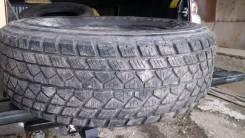 Bridgestone Dueler DM-01. Зимние, без шипов, износ: 40%, 1 шт