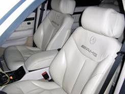 Интерьер. Mercedes-Benz S-Class, W140