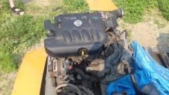 Автоматическая коробка переключения передач. Nissan Tiida Двигатель MR18DE