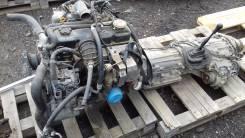 Двигатель в сборе. Nissan Terrano, PR50 Двигатель TD27T
