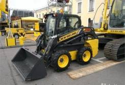 New Holland L. Мини-погрузчик 218, 818 кг.