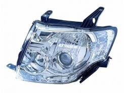 Фары (оптика) Mitsubishi Pajero 2006-2011 (линза) ксенон