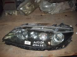 Фара Mazda Atenza GY3W, GYEW, левая