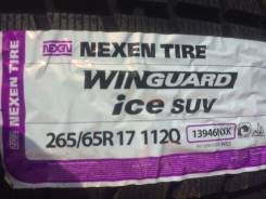 Nexen Winguard SUV. Зимние, без шипов, 2016 год, без износа, 4 шт