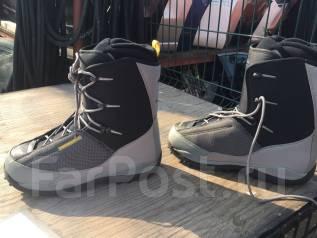 №2 ботинки сноуборд salomon 46размер