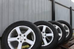 Продам шипованые колеса (Gislaved nord frost 215x65x16). 7.0x16 5x108.00 ET45