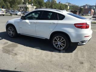 Колеса разноширокие R20 на BMW X5, X6 во Владивостоке. x20 5x120.00