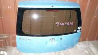 Дверь задняя 5-я Toyota Passo (кузов KGC10) по цене стекла!. Toyota Passo, QNC10, KGC10