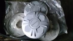 """Колпачки от литых дисков Schwarz 4 шт. Диаметр 16"""", 1 шт."""
