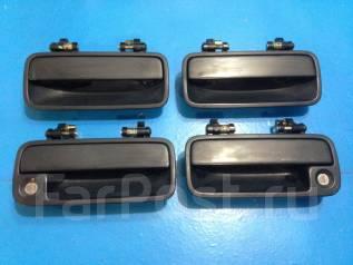 Ручка двери внешняя. Honda Civic, E-EF1, E-EF2, L-EY2, R-EY4, R-EY2, R-EY5 Honda Civic Shuttle, E-EF1, EF Honda Civic CRX Двигатели: D13B1, D15B2, D15...