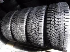 Michelin X-Ice North 3. Зимние, шипованные, 2015 год, без износа, 4 шт