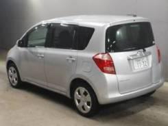Toyota Ractis. SCP100