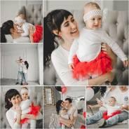 Детский и семейный фотограф. Дни рождения (репортаж). Студия.