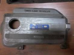 Крышка двигателя. Nissan Sunny, FB15 Двигатель QG15DE
