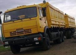 Камаз 53215. Новый Зерновоз с прицепом 2010 года выпуска, 10 850 куб. см., 20 000 кг. Под заказ