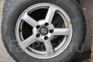 Колеса 5x108 195/65R15 Ford Focus Volvo Волга. 6.5x15 5x108.00 ET43 ЦО 65,1мм.