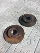 Диск тормозной. Nissan Laurel, EC33, ECC33, FC33, HC33, HCC33, SC33