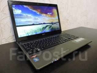 """Acer Aspire 5560G. 15.6"""", 2,4ГГц, ОЗУ 4096 Мб, диск 500 Гб, WiFi, Bluetooth, аккумулятор на 4 ч."""