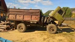 ГАЗ 66. Продаётся грузовик газ 66 дизель самосвал, 4 750 куб. см., 5 000 кг.