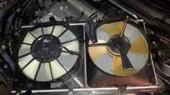 Вентилятор охлаждения радиатора. Honda Inspire, UC1 Двигатель J30A