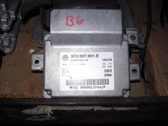 Блок управления парктроником. Volkswagen Passat