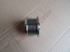 Шкив генератора. Toyota: Hilux Surf, Innova / Kijang, Hiace, Regius Ace, Hilux, Land Cruiser Prado, Dyna, Fortuner, Toyoace, Kijang, Hilux Pick Up, In...