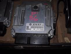Блок управления двс. Volkswagen Passat Двигатель BVY