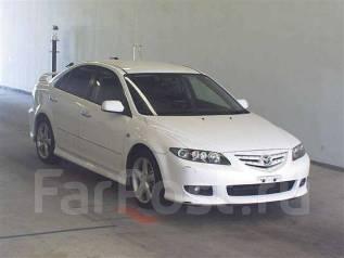 Защита двигателя железная. Mazda Atenza, GG3S Двигатель L3VE
