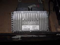 Блок управления акпп, cvt. Renault Kangoo Двигатель K4M