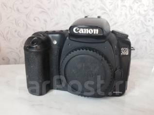Canon EOS 20D Body. зум: без зума