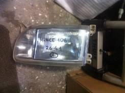 Фара. Toyota Hiace, KZH100G, KZH106G, KZH106W Двигатель 1KZTE
