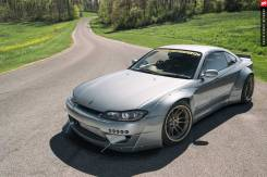 Обвес кузова аэродинамический. Nissan 240SX Nissan Silvia, S15 Nissan 200SX. Под заказ
