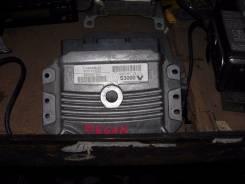 Блок управления двс. Renault Scenic Renault Megane Двигатели: F4R, K4J, K4M