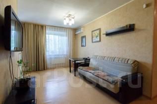 3-комнатная, улица Краснодарская 23б. Железнодорожный, агентство, 58 кв.м.