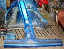 Порог кузовной Пежо 307 Peugeot 307, правый