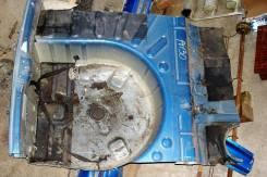Пол багажника (ванна) Пежо 307 Peugeot 307, задний