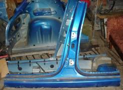 Порог кузовной Пежо 307 Peugeot 307, левый