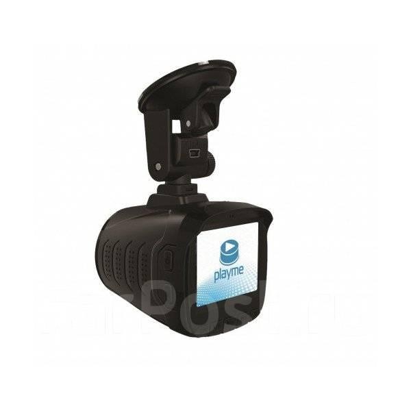 Видеорегистратор + радар-детектор + GPS. Playme P350 Tetra (Super HD). Под заказ