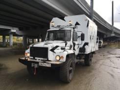 ГАЗ-33081. Газ 33081, 4 250 куб. см., 2 000 кг.
