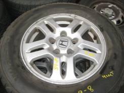Honda. 6.0x15, 5x114.30, ET50, ЦО 65,0мм.