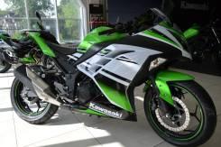 Kawasaki Ninja 300. 294 куб. см., исправен, птс, без пробега