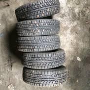 Dunlop Radial Rover A/T. Зимние, шипованные, износ: 5%, 2 шт