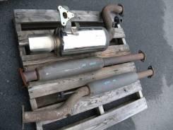 Глушитель. Toyota Caldina, ST215W Двигатель 3SGTE. Под заказ