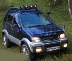 Шноркель. Daihatsu Terios Двигатели: K3VET, HCEJ, K3VE
