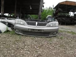Ноускат. Nissan Bluebird Sylphy, QG10 Двигатель QG15DE