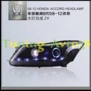 Фары передние тюнинг Honda Accord CW# CU# 2008-2012